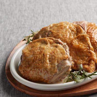 Turkey Thighs, Bone-in
