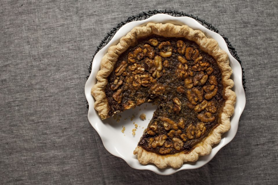 Order Holiday Desserts Online – Bourbon Pecan Pie