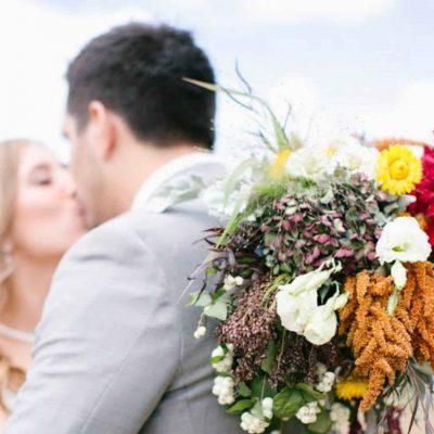 unique-handmade-wedding-flower-bouquet