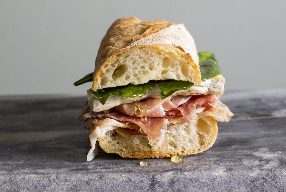 Order Lunch Online – Reuben Panini – Shop Portland