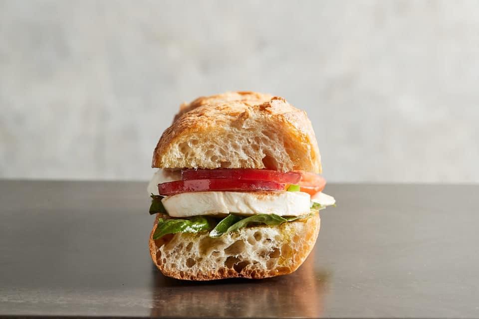 Zupan's Caprese Sandwich