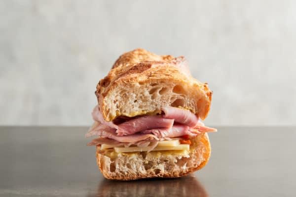 Zupan's Gruyere Sandwich