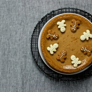 Gingerbread Cheesecake - 6-inch