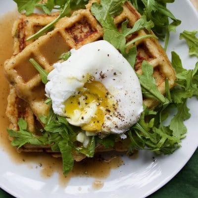 Thanksgiving Waffle