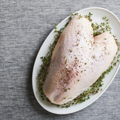 Shelton's Bone-in Turkey Breast - 4-6 lb