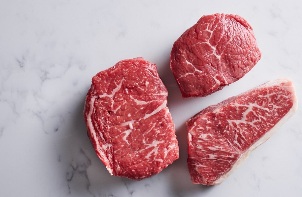 Wagyu Beef available from Zupan's meat department