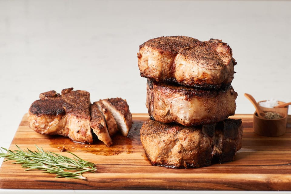 Porterhouse Pork Chop