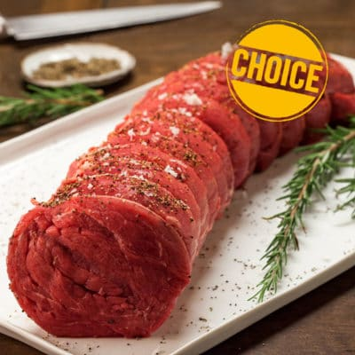 Harris Ranch Choice Beef Tenderloin Roast