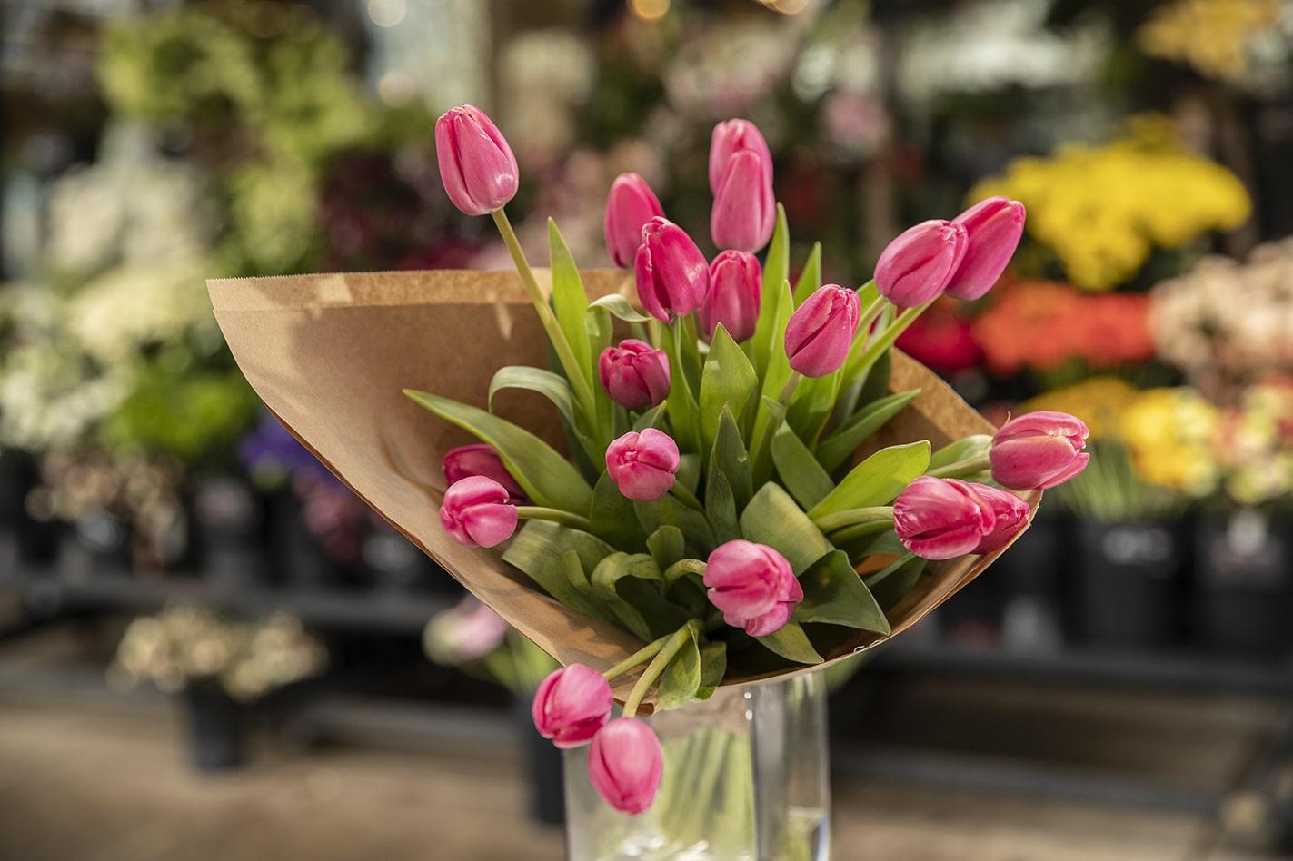 20-Stem Tulip Bunch
