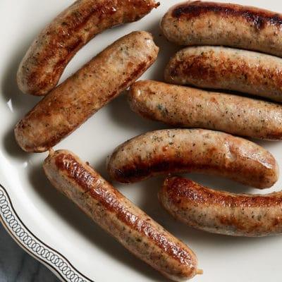 Chicken Apple Sausage Breakfast Links