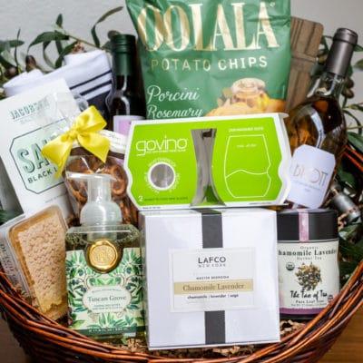 Mother's Day Custom Basket - Good Looking, $100