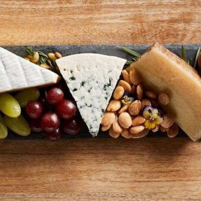 Cheesemonger's Classic Cheese Plate
