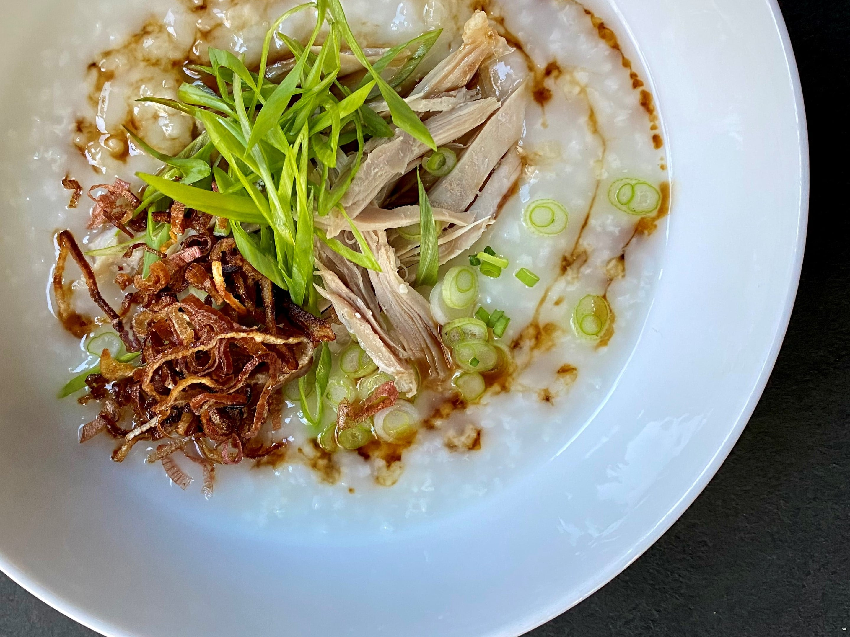turkey-congee