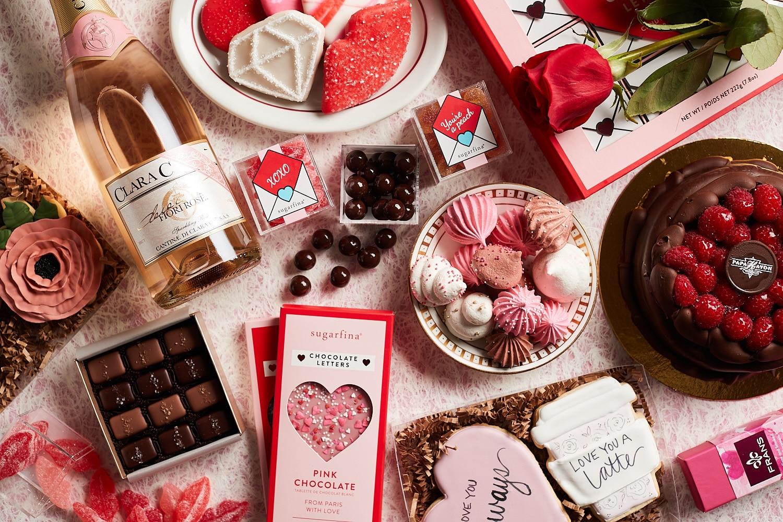 Valentine's Day specials from Zupan's Markets