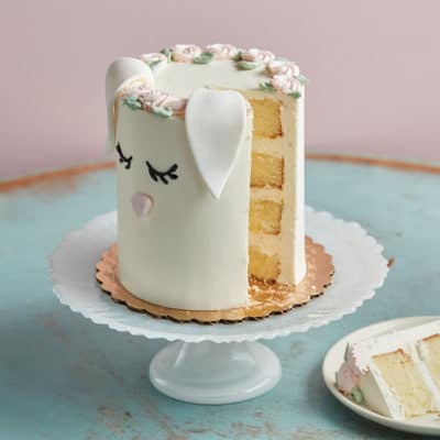 Cake Nouveau Bunny Cake