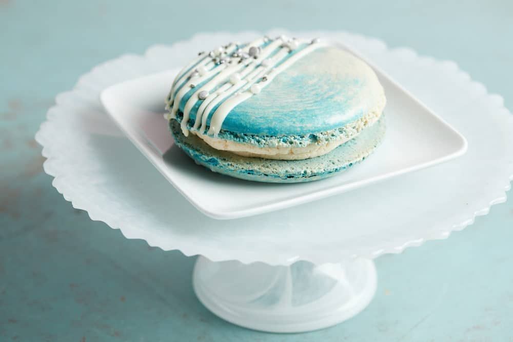 giant macaroons available at the Zupan's Markets bakery
