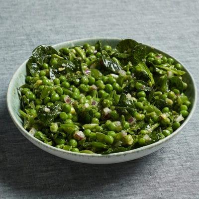 Pea & Pesto Salad