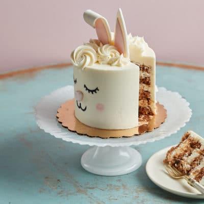 Too Sweet Bunny Cake