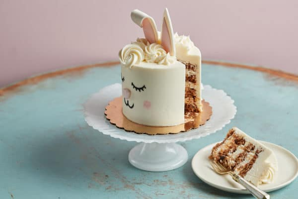 Zupan's Markets Too Sweet Bunny cake for Easter