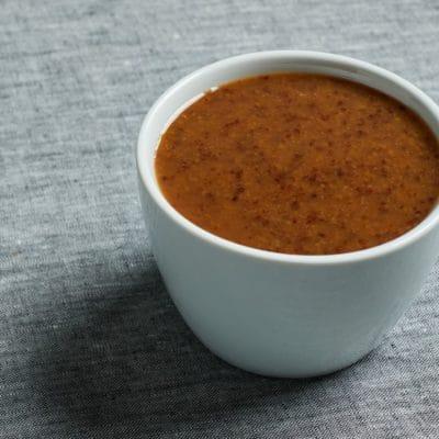 Maple Mustard Glaze