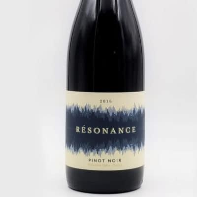 Résonance, Willamette Valley Pinot Noir