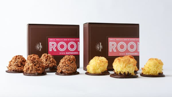macaroons on sale at Zupan's Markets