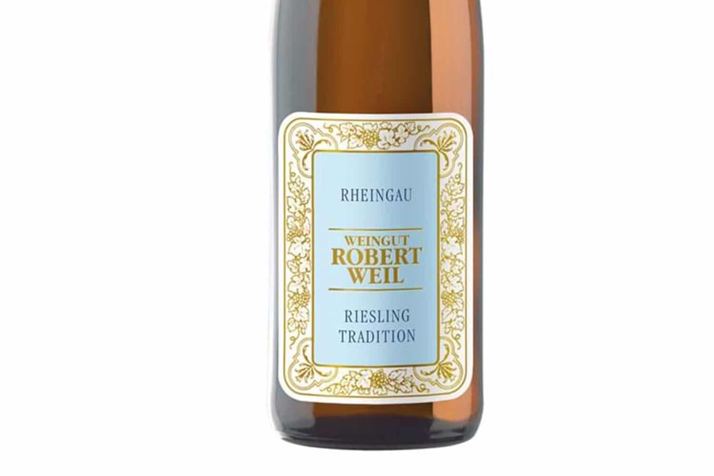 bottle of Rheingau Weingut Robert Weil Riesling for sale at Zupan's Markets