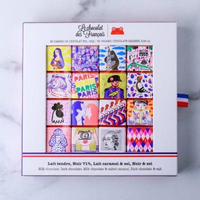 Les Chocolat des Francais Gift Box