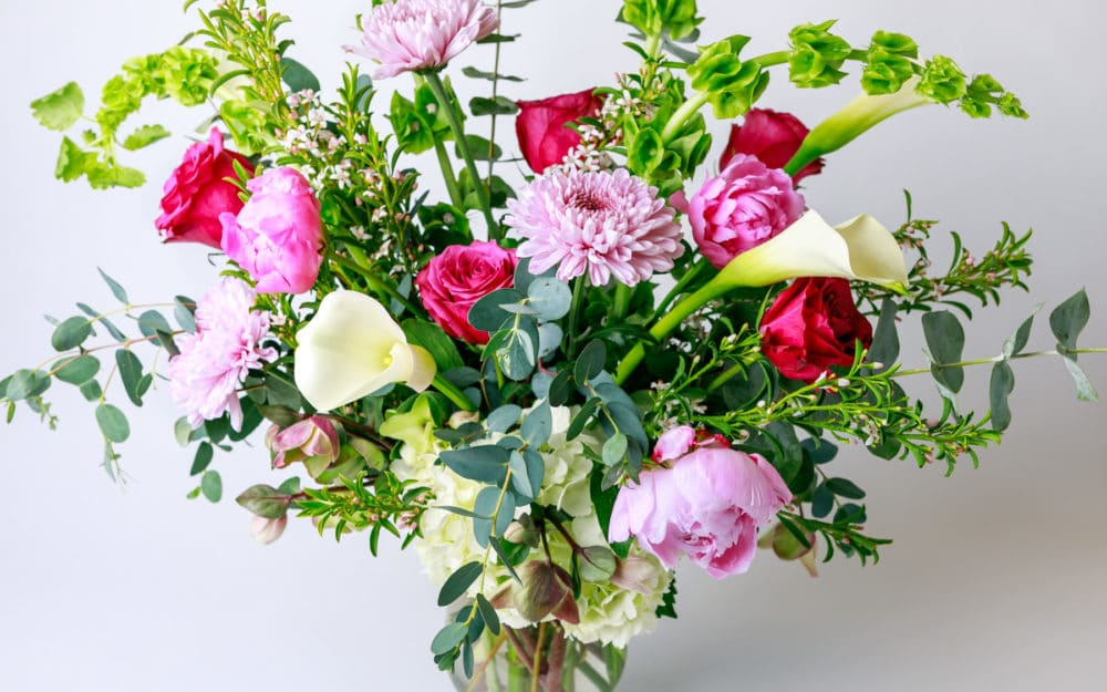 Mother's Day bouquet from the Zupan's Markets Macadam location
