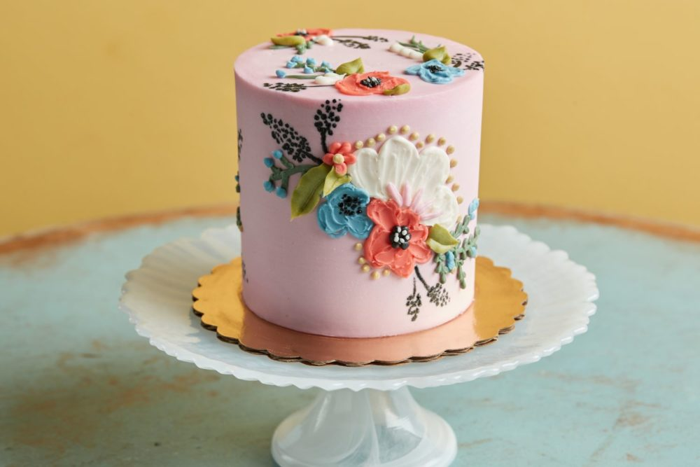 Mother's Day cake from Zupan's Markets