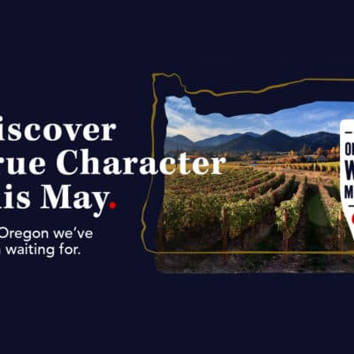 Oregon Wine Month