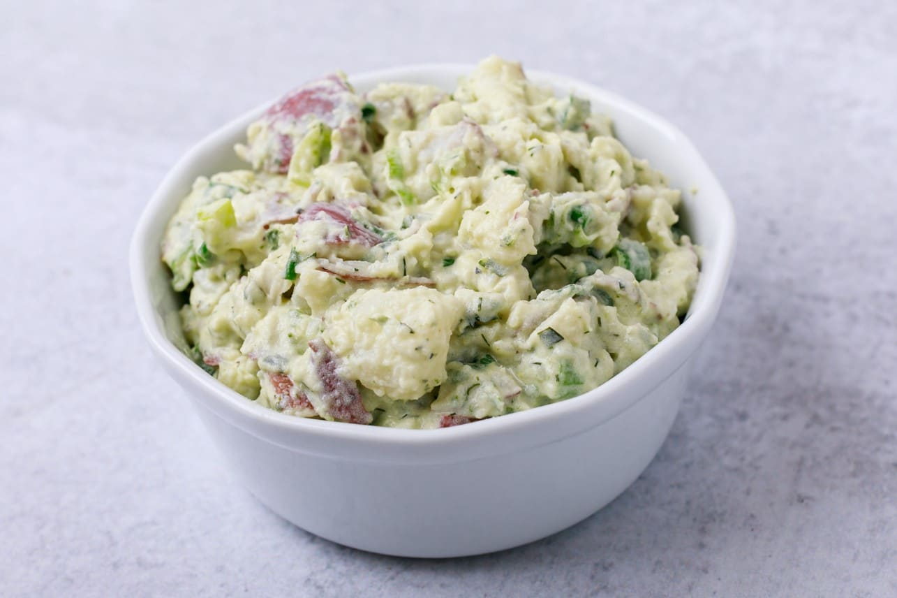 Potato salad available for sale ayt Zupan's Markets