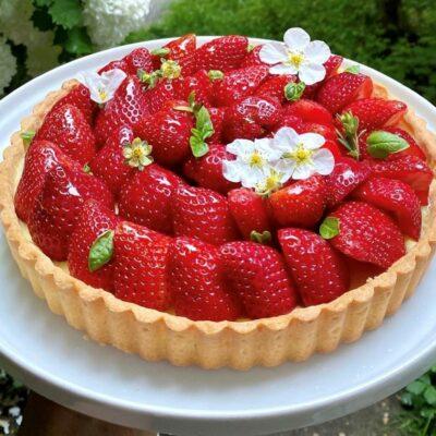 Recipes_StrawberryLemonTart_Web