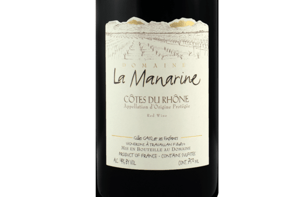 LA Manarine Cotes Du Rhone