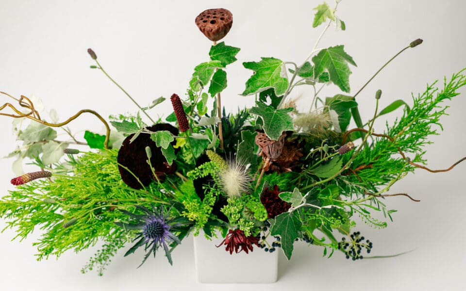 Photo of Zupan's Markets Burnside Oct 24th floral bouquet