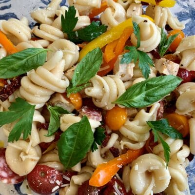 Italian pasta salad from Zupan's Markets