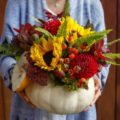 October LO Pumpkin Class