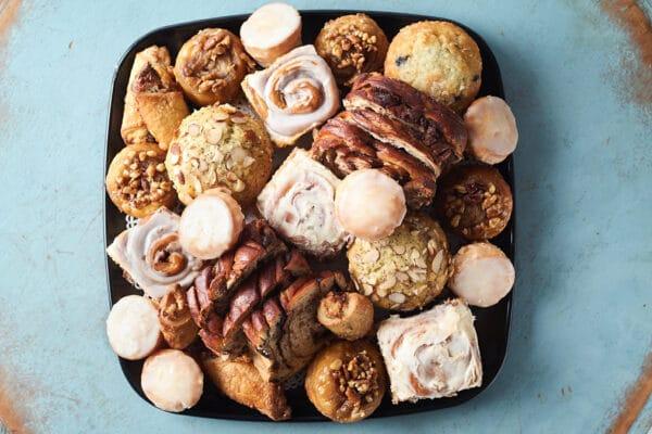 Zupan's Markets Breakfast Pastries tray