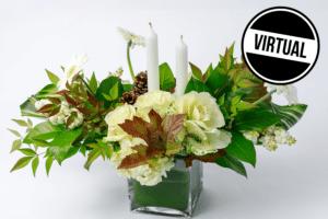 November virtual floral arrangement class from Zupan's Markets